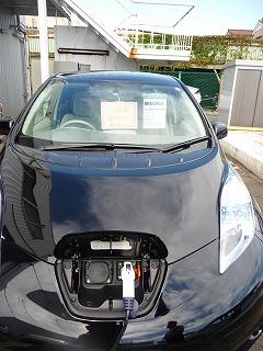 電気自動車(EV)「 リーフ 」